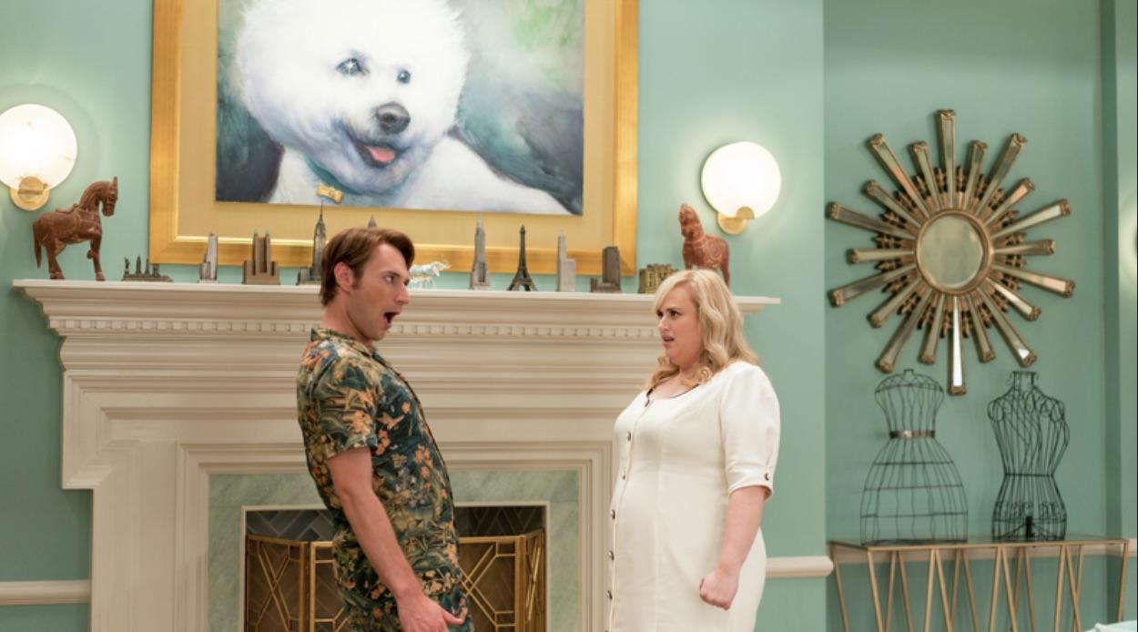 Romantic? Rebel Wilson movie comedy rom-com