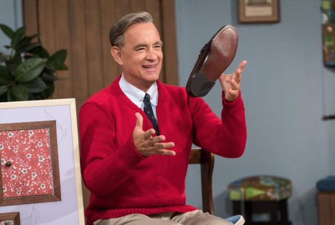 Tom Hanks Fred Rogers