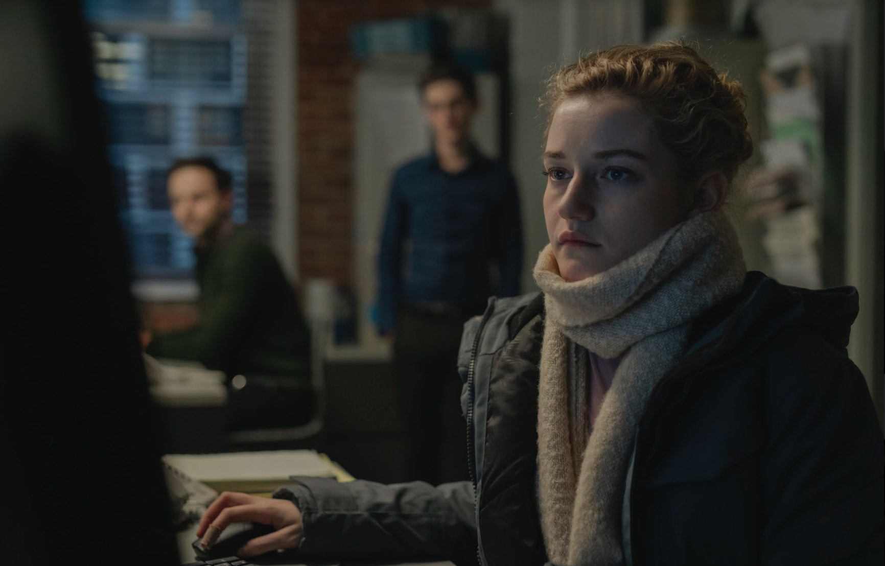 Julia Garner The Assistant