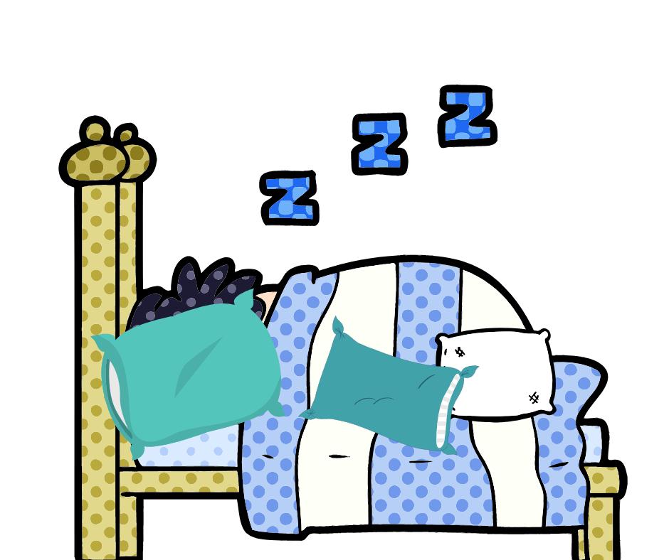 in sich hineinhorchen - vor dem einschlafen