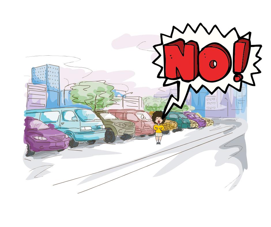auto zuparken