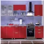 Модульные кухни: составляющие элементы, виды и цены