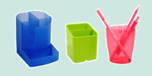 Exacompta Pen Pots and Pencil Holders range