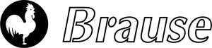 Brause Logo, manufacturer of writign and calligraphy products