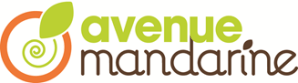 Avenue Mandarine logo, manufacturer of children's activities and educational games