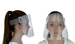 Exacompta Face Mask Visor