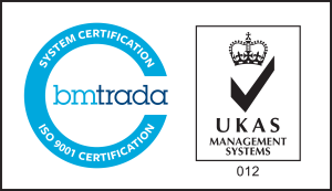 ISO 9001 Certification by bmtrada with UKAS Management Systems