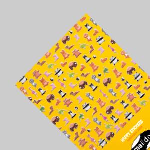 Maildor Adhesive Stickers Catalogue