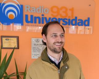 """Esteban Vergalito: """"Dar respuestas desde la Epistemología a las necesidades de nuestro pueblo"""""""