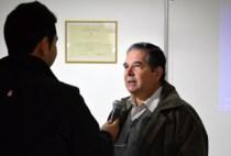 Dr. José Ignacio Castro - Responsable científico del Proyecto CART Radiotelescopio