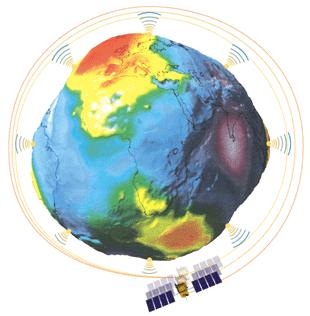 Charla en la FCEFN sobre el Sistema de Posicionamiento Satelital DORIS