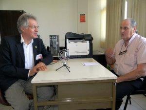 Stefan Wohnlich y Rubén Gianni