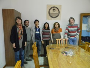 colombianos con autoridades FCEFN