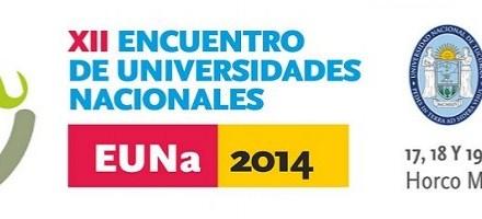 XII Encuentro de Universidades Nacionales