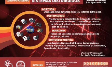 Posgrado: Sistemas distribuidos