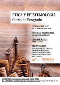 Ética y Epistemología