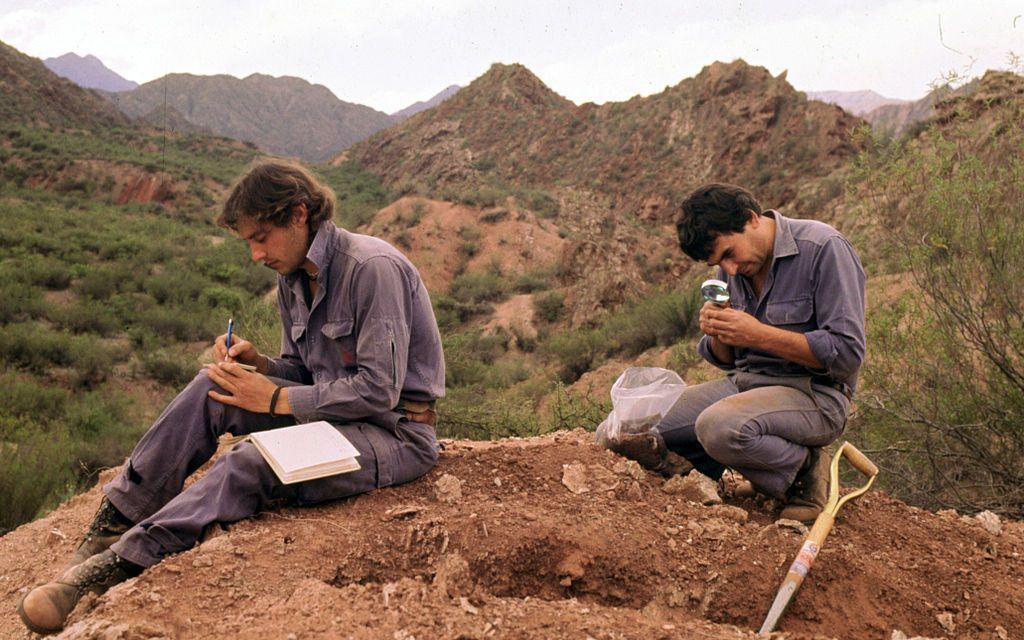 Geología: Concurso para Profesor Auxiliar
