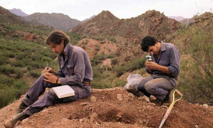 Geología: Concurso para Auxiliar Docente 2° Categoría