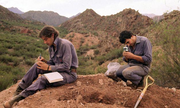 Departamento Geología – Cargo Prof. Ord. Adjunto