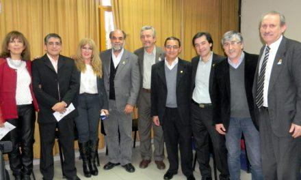 Asunción de Secretarios de decanato de la FCEFN