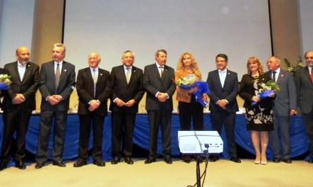 Asunción de las nuevas autoridades de la UNSJ