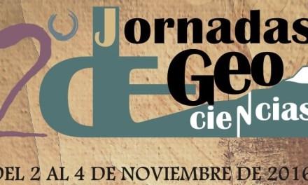 2º Jornadas de Geociencias organizadas por ASEGEO