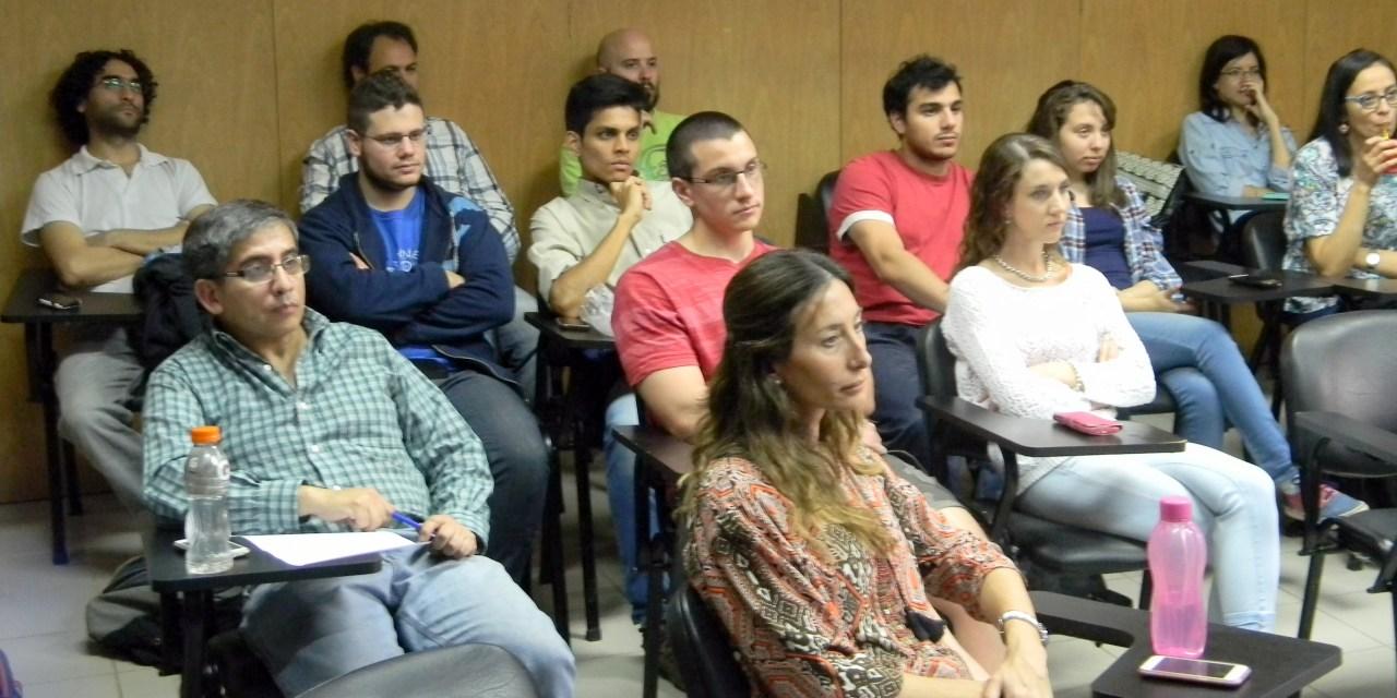 Seminario Abierto de la FCEFN: Mirando el cielo con los ojos de la ESO