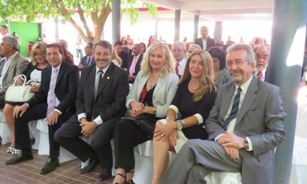 Inauguración de la Escuela Universitaria de Ciencias de la Salud