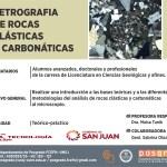 Petrografía de Rocas Clásticas y Carbonáticas