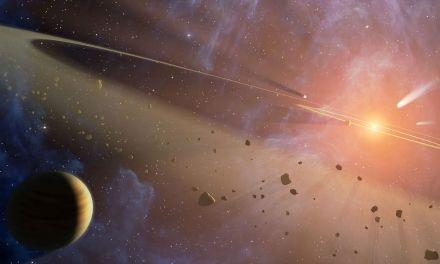 Ciclo de  Conferencias de Astronomía: Cometas y Asteroides, testigos de la formación del Sistema Solar