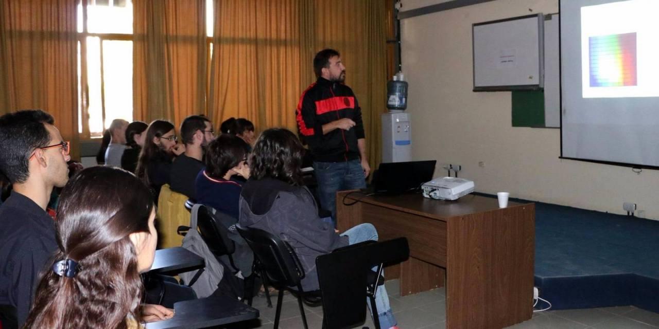 Actividad Estelar en el Ciclo de Conferencias de Astronomía