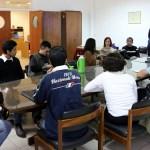 Estudiantes de la Facultad de Filosofía visitaron la FCEFN