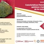 Características petrológicas, químicas e isotópicas de los meteoritos