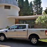 Chinese-Argentina Radio Telescope (CART): Nuevo vehículo y avance de obras