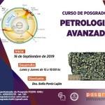 Curso de Posgrado: Petrología avanzada