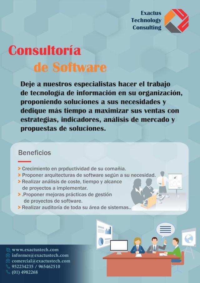 Consultoría de sistemas