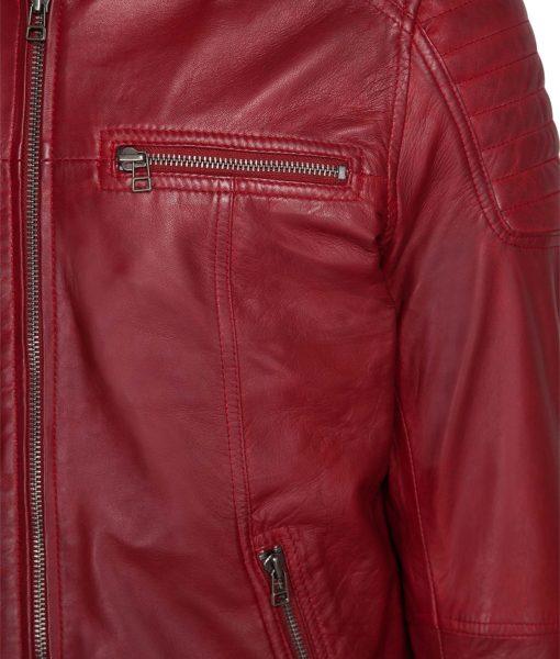 motor jas- rbm 513 rood