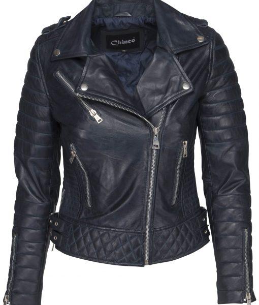 chinco-dames-biker-jasje-blauw-delore