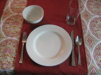 table cloth and runner project 016
