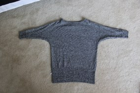 Sweater for up-cycle