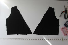 Back pieces