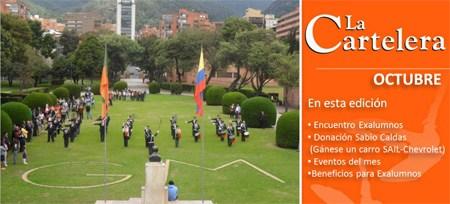 La Cartelera Octubre 2012