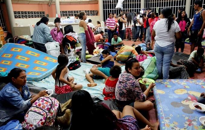 Foto tomada de; https://www.minuto30.com/suspenden-clases-para-mas-de-12-mil-ninos-en-mocoa/374081/