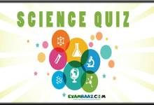 Photo of General Science Free Online Test    Science Quiz