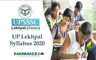 UP Lekhpal Free Ebook & Syllabus PDF
