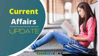 Today's Top Current Affairs Update 2021