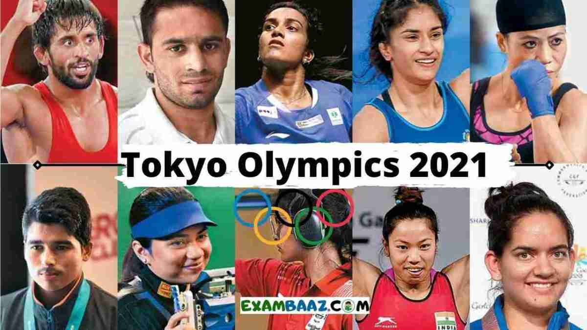 tokyo olympics 2021 indian players news update