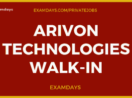 Arivon Technologies Walk-In