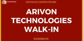 Arivon Technologies Walk-In