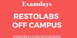restolabs off campus